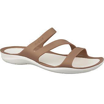 Crocs W Swiftwater Sandals 203998-81F  Womens outdoor sandals