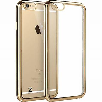 Crystal Case Slimmat Soft iPhone 6 Shell Mobile Shell