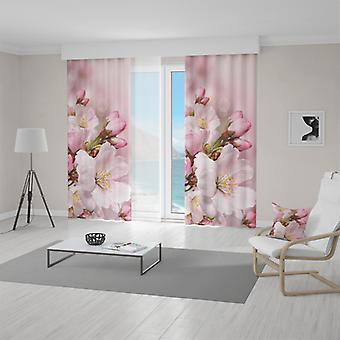 Meesoz Curtain - Pink Spring