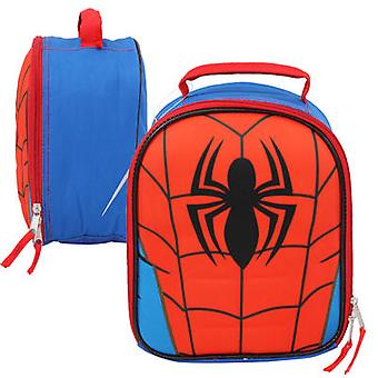 Lunch Bag - Marvel - Spiderman Chest Shaped 68327