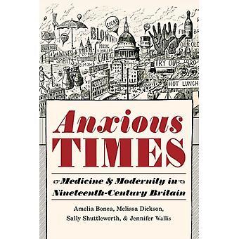 Anxious Times by Amelia Bonea