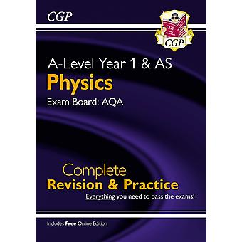 New ALevel Physics AQA Year 1  AS Complete Revision  Pra