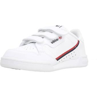 Adidas Originali Continental Scarpe 80 Cf C Colore Ftwbla
