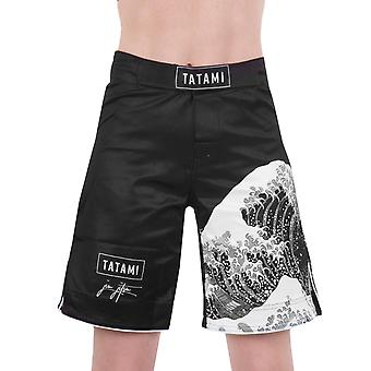 Tatami Fightwear Women's Kanagawa Fight Shorts - Black