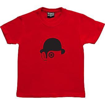 A Clockwork Orange Red Kids' T-Shirt