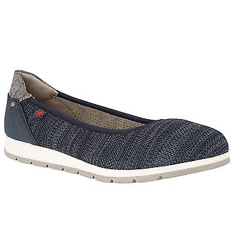 Lotus Relife Georgette Womens Casual Pumps
