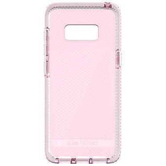 Tech21 Evo Check Case para Samsung Galaxy S8 - Rose Tint/White