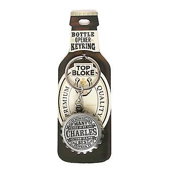 التاريخ وهيرالدي كرينغ -- تشارلز زجاجة فتاحة