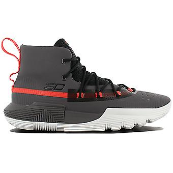 Under Armour SC 3Zero II 3020613-101 Men's Basketball Shoes Grey Sneakers Sports Shoes