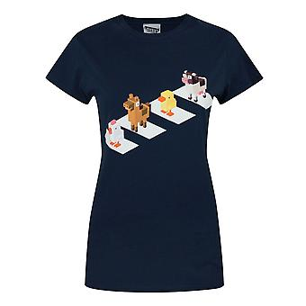 Crossy Road Crossing Women's T-Shirt