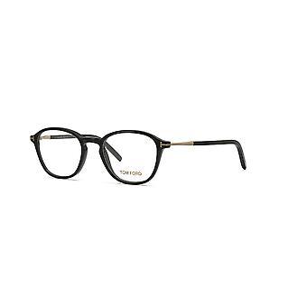 Tom Ford TF5397 001 Glänzende schwarze Brille