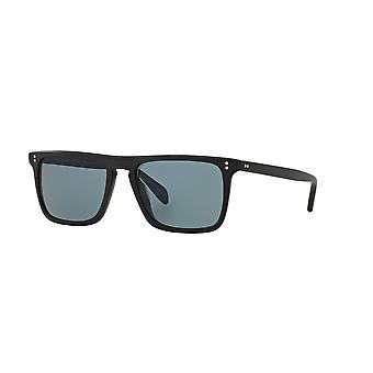 Oliver Peoples Bernardo OV5189S 1031/R8 Matte Black/Crystal Indigo Photochromic Sunglasses