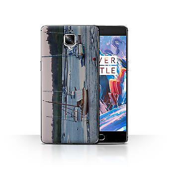 STUFF4 Case/Cover for OnePlus 3/3T/Yachts/British Coast