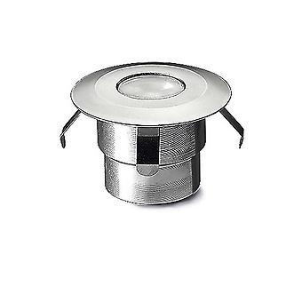 LEDS-C4 Gea - Venkovní LED uplight zapuštěné Gea LED signalizace 48lm 4000K IP67 - 55-9768-54-T2