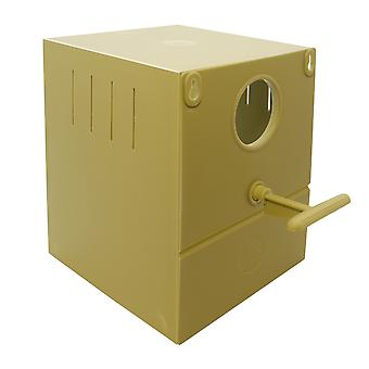 Quiko Finch Round Hole Nest Bird Box