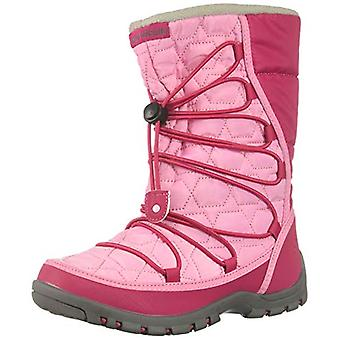 Northside Girls' Starling Snow Boot, Fuchsia/Pink, 12 Medium US Little Kid