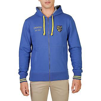 Oxford University Original Men Fall/Winter Sweatshirt - Blue Color 55926