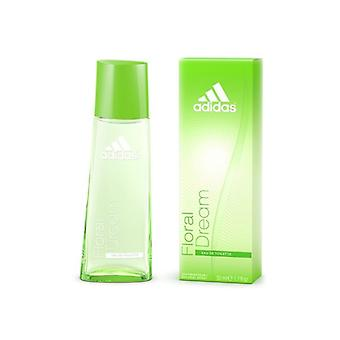 Adidas Floral Dream Eau de Toilette Spray 50ml