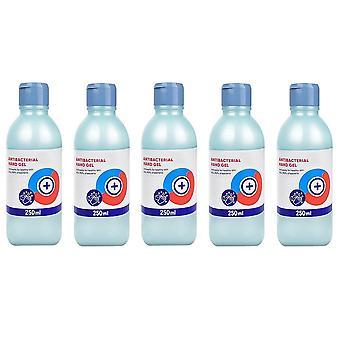 Álcool na mão / Alcogel, 250 ml - 5x