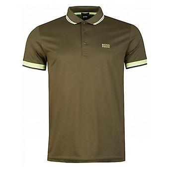 Boss Athleisure Paddy Ap Tipped Polo
