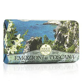 Emozioni in toscana natural soap   mediterranean touch 250g/8.8oz