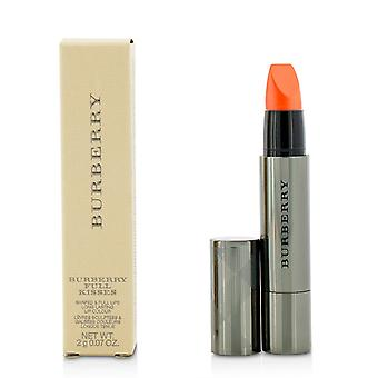 Burberry full kisses shaped & full lips long lasting lip colour   # no. 525 coral red 2g/0.07oz
