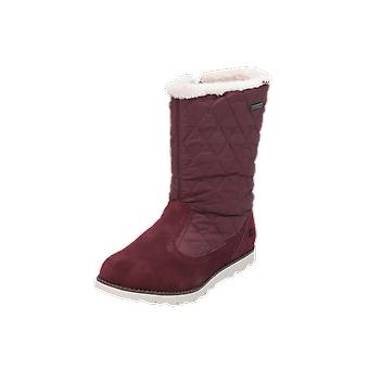 Viking ROEA GTX GKGT Kids Boots Red Lace-Up Boots Winter
