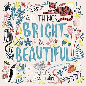 All Things Bright and Beautiful by Cecil F Alexander - 9780281081226