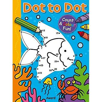 Dot to Dot Fish and More! - Counting & Colouring Fun! by Anna Award -