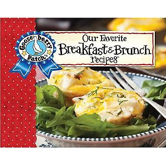 Our Favorite Breakfast & Brunch Recipes with Photo Cover (Our Favorite Recipes Collection)