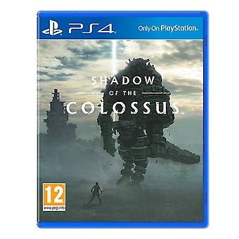 Tieň hry Colossus PS4