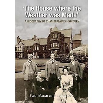 Huis waar het weer werd gemaakt door Peter Marsh