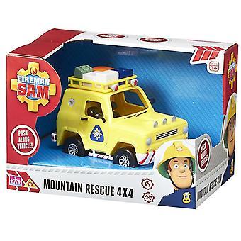 Brandweerman Sam Mountain Rescue 4 x 4 Jeep Kids speelgoed