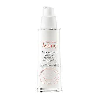 Hydratační matná tekutá avene (50 ml)