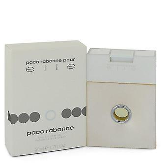 Paco Pour Elle Eau De Parfum Spray By Paco Rabanne 1.7 oz Eau De Parfum Spray