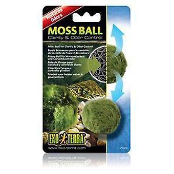 Exo Terra Bola de Musgo Moss Ball (Reptiles , Decoración , Plantas artificiales)