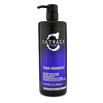 Catwalk your highness elevating conditioner (for fine, lifeless hair) 174079 750ml/25.36oz