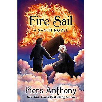 Fire Sail by Piers Anthony - 9781504058742 Book