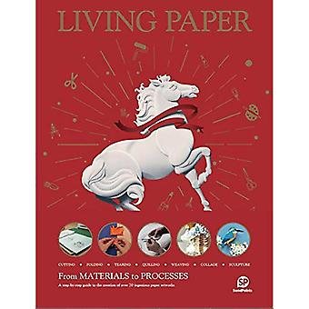 LIVING PAPER by SendPoints - 9789887928348 Book