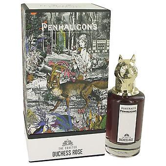 The Coveted Duchess Rose Eau De Parfum Spray By Penhaligon's 2.5 oz Eau De Parfum Spray