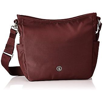 Bogner Solea - Donna Rot omuz çantaları (Carmine) 9x23.5x22 cm (B x H T)
