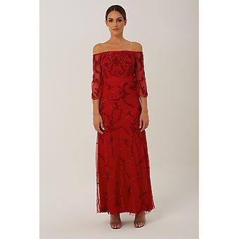 Vestido de amapola