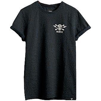 Superdry Mens Lower East Side Slim Fit Crew Neck T Shirt