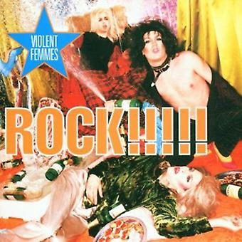 Rock [CD] USA import