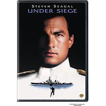 Under Siege [DVD] USA import