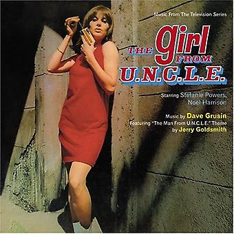 Various Artists - The Girl From U.N.C.L.E. [Music From the Television Series] [CD] USA import