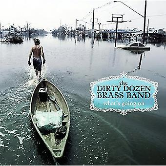 Dirty Dozen Brass Band - What's Going on [CD] USA import