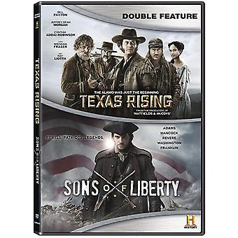 Texas stigende / Sons of Liberty [DVD] USA import