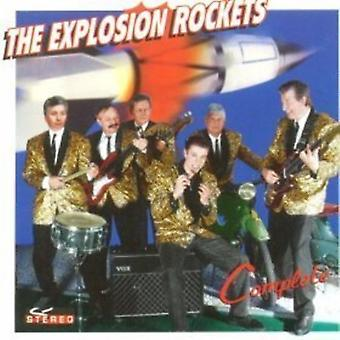 Explosion Rockets - Complete [CD] USA import