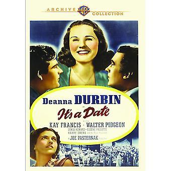 Het is een datum [DVD] USA import